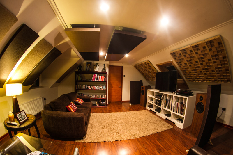 Listening room, ideas  714