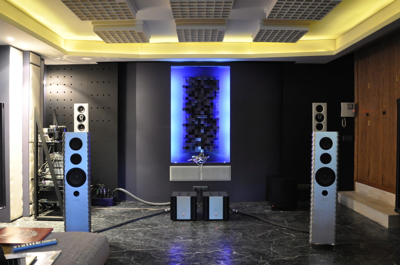 Listening room, ideas  814