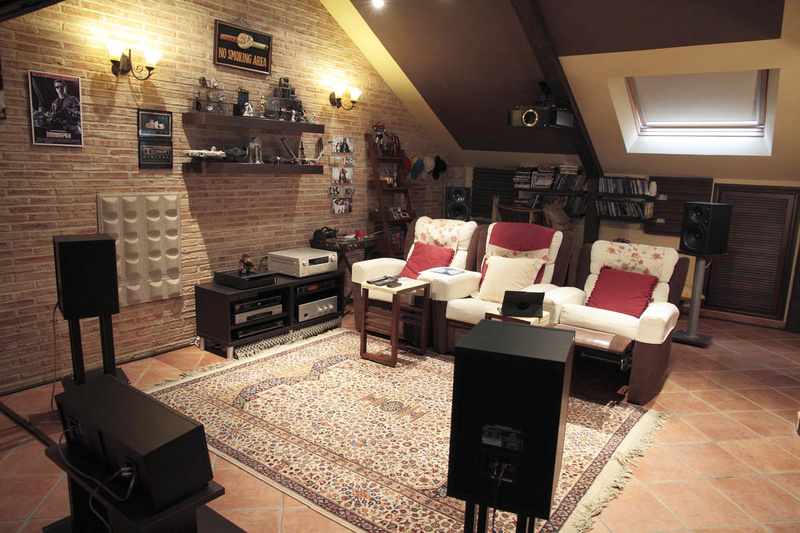 Listening room, ideas  913