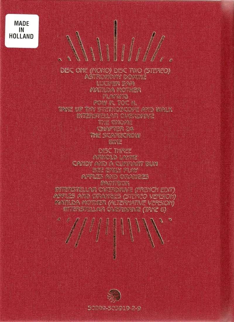 ¿Cuáles son las mejores ediciones de la discografía de Pink Floyd? Book_011