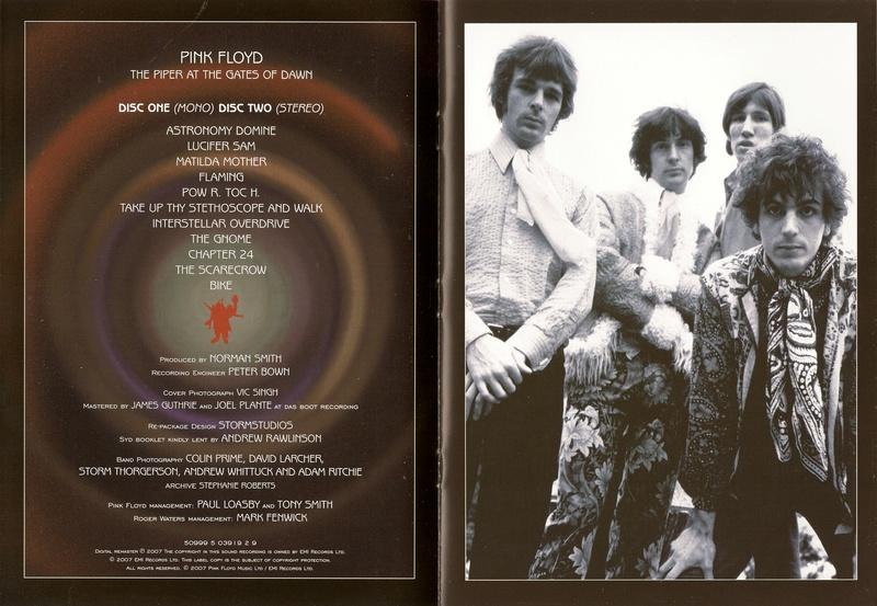 ¿Cuáles son las mejores ediciones de la discografía de Pink Floyd? Book_012