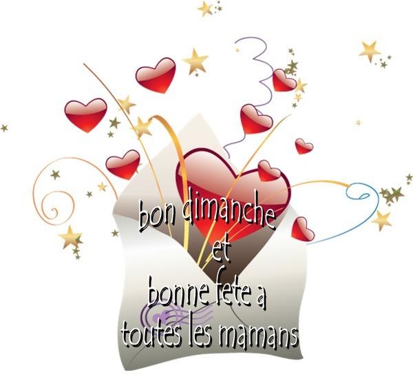 Bonne fête à vous toutes Dimanc10