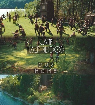 Camp Half-Blood {m i} 16533110