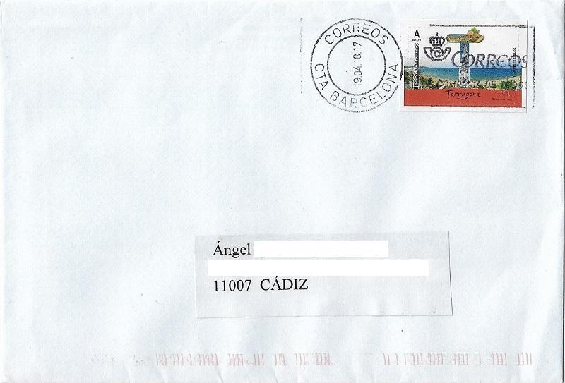 12 mese 12 sellos ...( Serie Correos Provincias ) Sobre_24