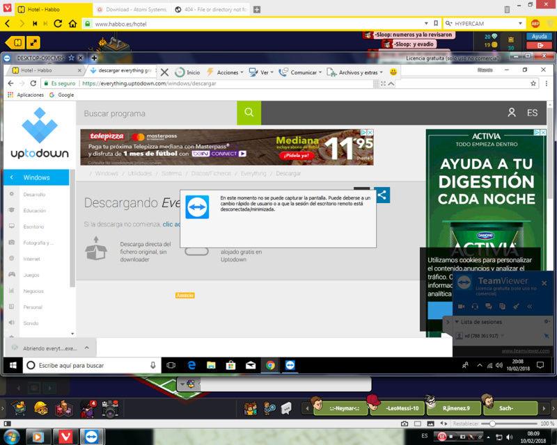 Evasión lRicadol Screen19
