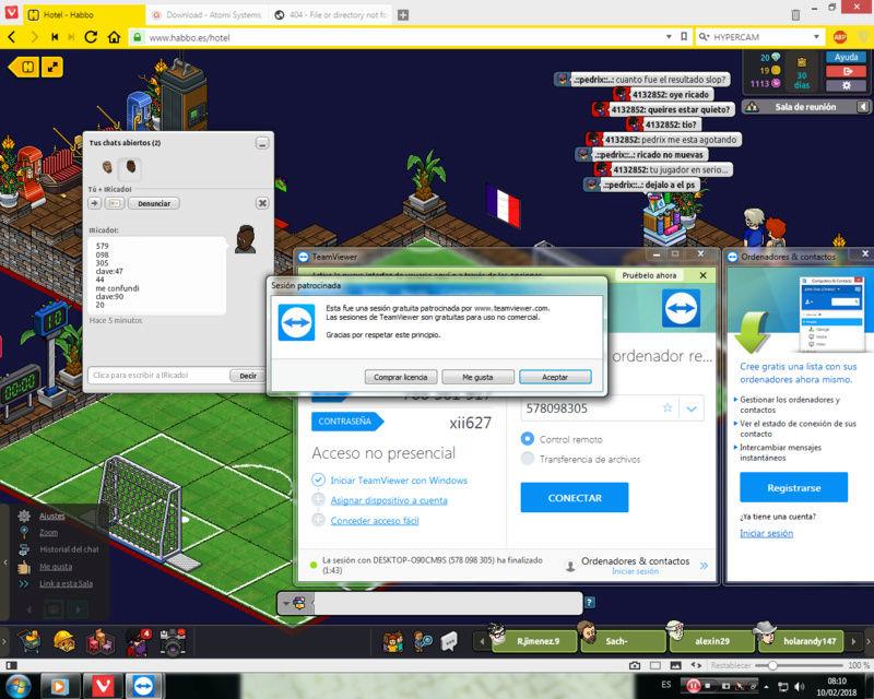 Evasión lRicadol Screen20
