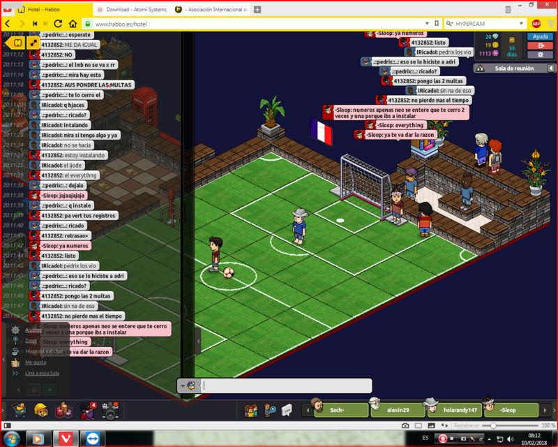 Evasión lRicadol Screen21