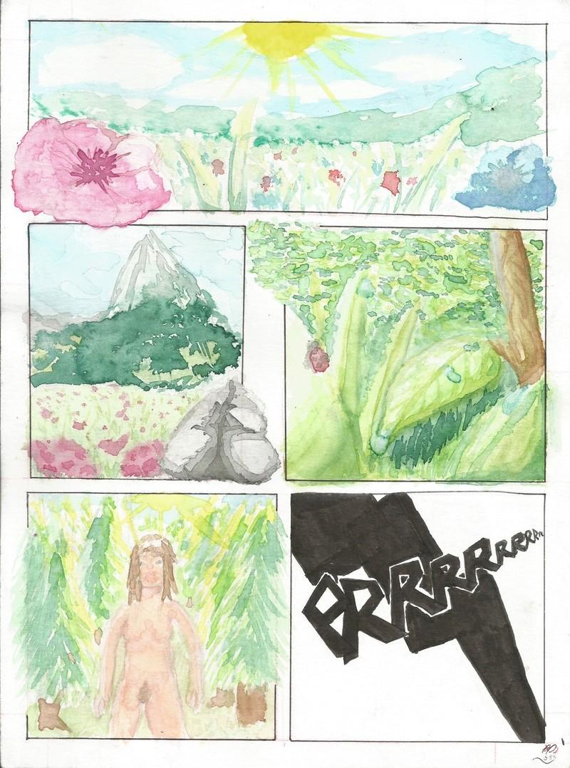 Ma bd pour mon book. Une critique de la société. Page_d10