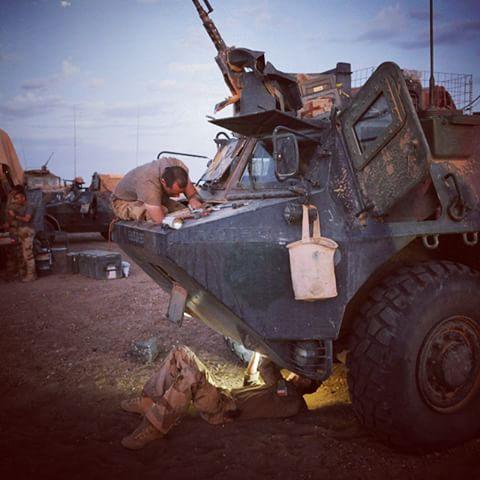 Les hommes de l'ombre de l'opération Barkhane au Mali 10723710