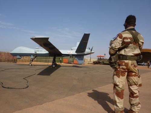 Les drones Reaper, pour renseigner et agir au Sahel 10917510