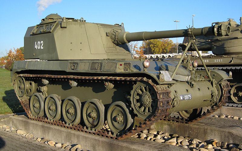 Le Pérou va donner une 2° vie à ses obusiers sur AMX 13 ! 14797010