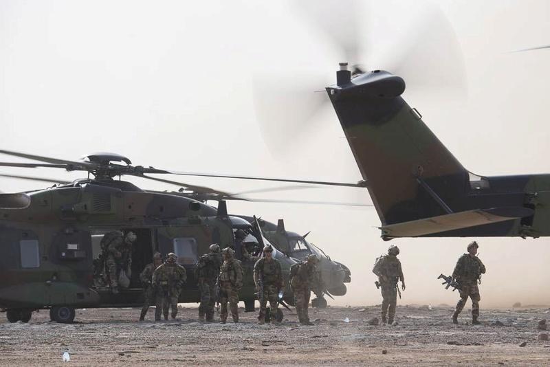 Le GTD-A neutralise encore une dizaine de jihadistes 17060210