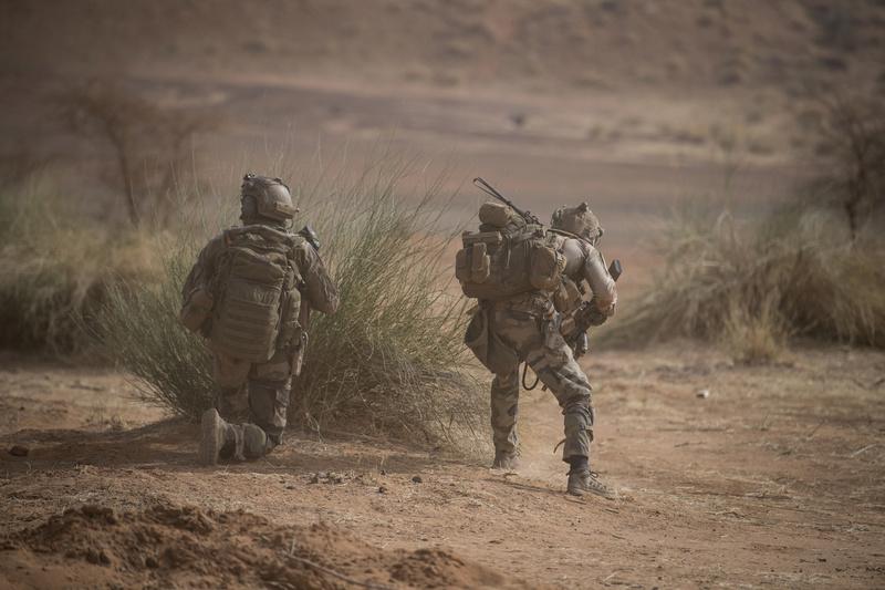 Encore une dizaine de terroristes mis hors de combat  18031510