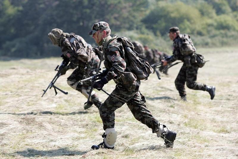 L'armée slovène échoue aux tests d'aptitude de l'Otan 1f5f2911