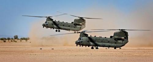 Des hélicos britanniques pour l'opération Barkhane au Sahel 20204510