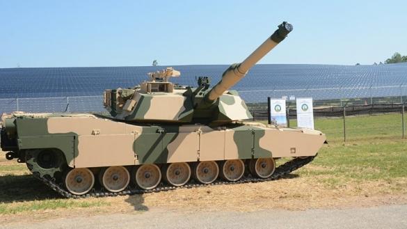 Et 162 chars M1A1 Abrams de plus pour l'armée marocaine ! 21687710