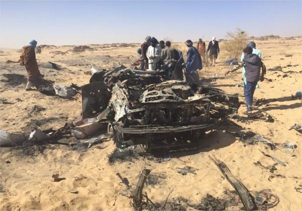Au moins vingt tués après un raid de Barkhane au nord Mali 23480110