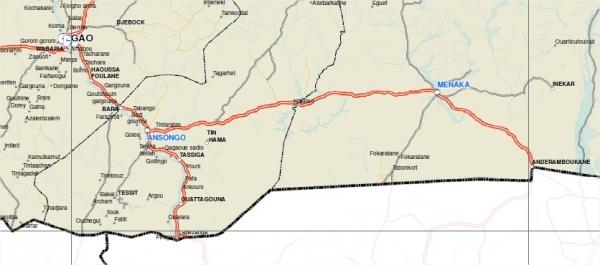 Une nouvelle piste aérienne pour Barkhane 25950310
