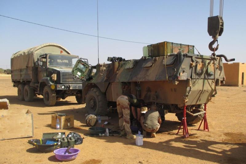 Les hommes de l'ombre de l'opération Barkhane au Mali 29600210