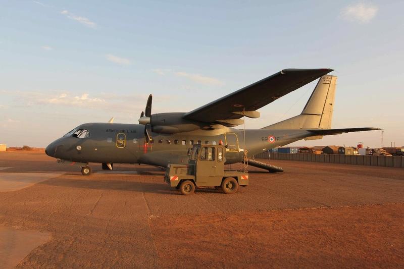 Evacuation sanitaire au profit des forces armées maliennes 545cdd10