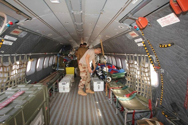 Evacuation sanitaire au profit des forces armées maliennes 545cdd11