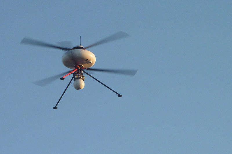 DROGEN, un drone au service du Génie de Barkhane 59324710