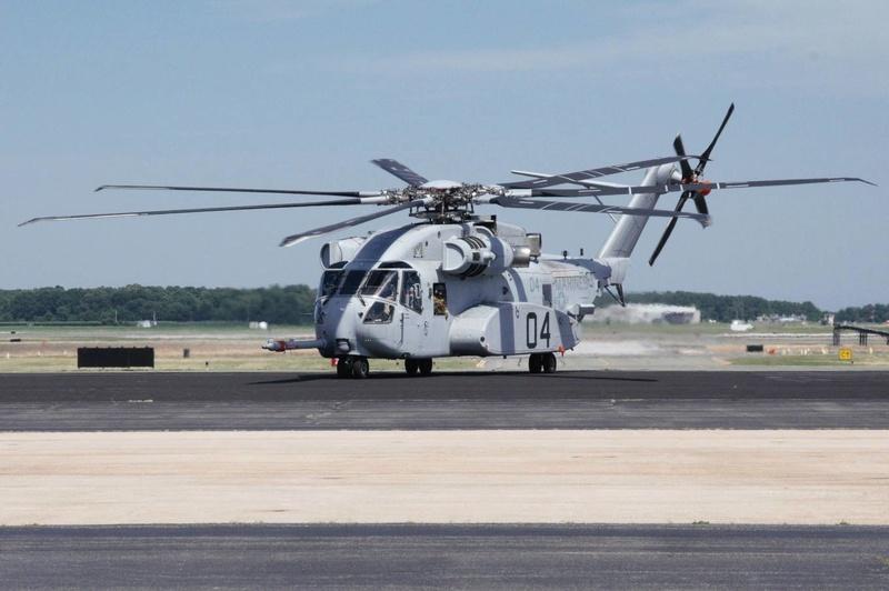 1ère présentation du CH 53-K King Stallion en Europe 595faf10