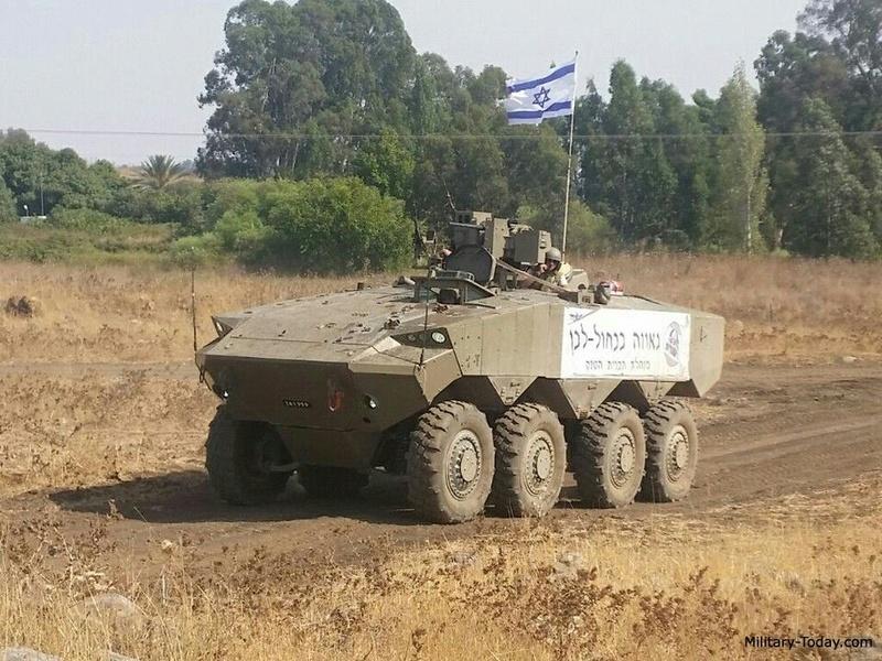 Israel va acheter de centaines de VBCI Eitan 65372b10