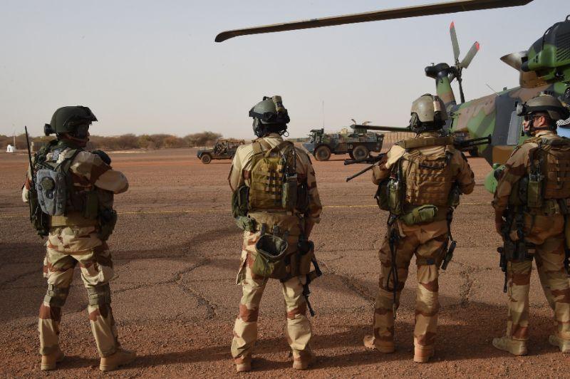 Au moins vingt tués après un raid de Barkhane au nord Mali 72809a10