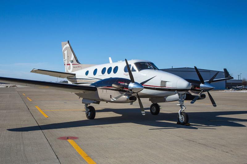 Externalisation des vols intra-théâtre de la BSS 90-1-110