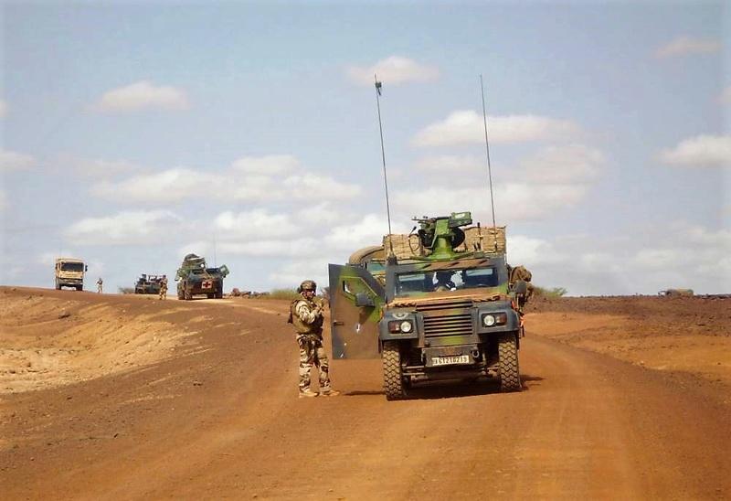 Convoi LOG au Mali, nom de code : Panthéra 92580210