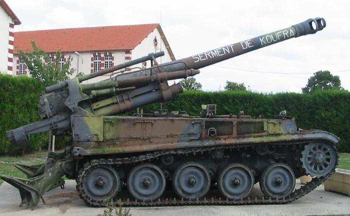 Le Pérou va donner une 2° vie à ses obusiers sur AMX 13 ! A132510