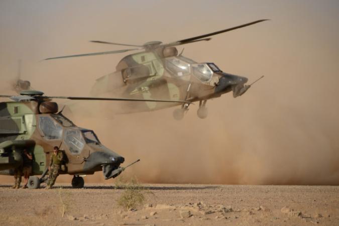 Au moins vingt tués après un raid de Barkhane au nord Mali Armee_10