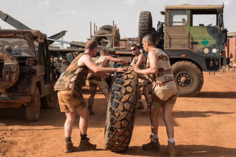Les hommes de l'ombre de l'opération Barkhane au Mali Barkha12