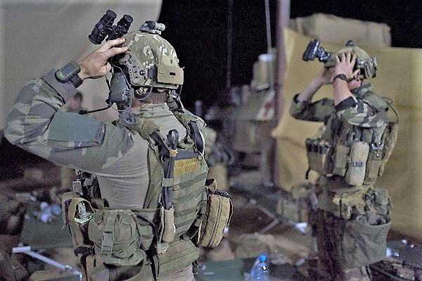 Une soixantaine de jihadistes « hors de combat » en 1 mois Barkha19