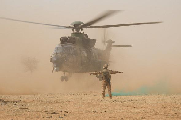 Encore une dizaine de terroristes mis hors de combat  Barkha20