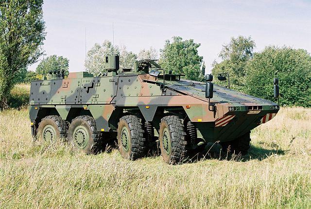 L'armée slovène échoue aux tests d'aptitude de l'Otan Boxer_12