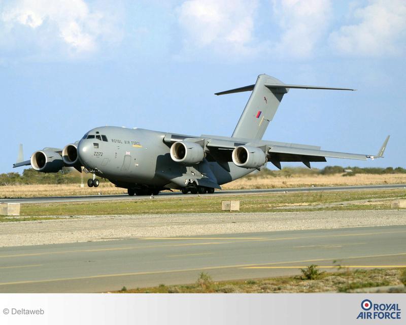 Des hélicos britanniques pour l'opération Barkhane au Sahel C17_0110