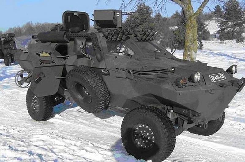 L'armée slovène échoue aux tests d'aptitude de l'Otan Cobra_11