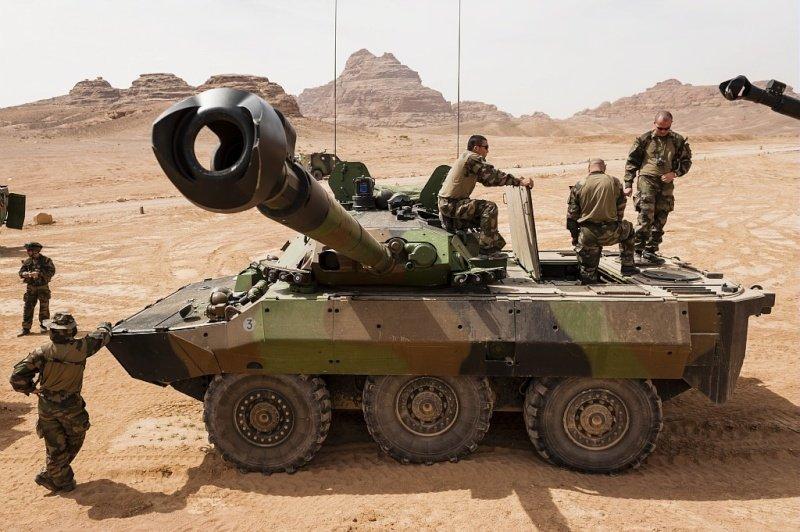 Remise en condition des AMX 10 RC de Barkhane Cscmik10