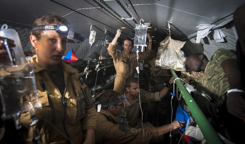 Evacuation sanitaire au profit des forces armées maliennes D1409010
