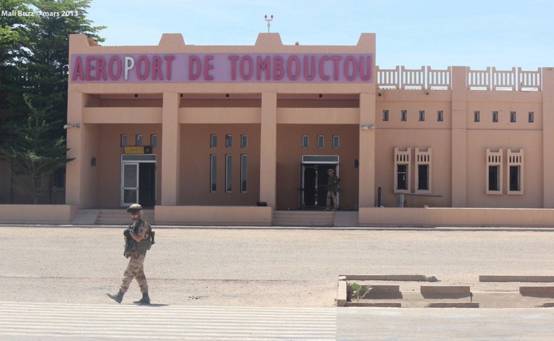 L'aéroport de Tombouctou attaqué par les individus armés  Da6nx510