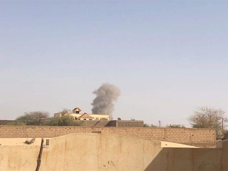 L'aéroport de Tombouctou attaqué par les individus armés  Dawa-y10