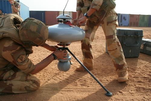 DROGEN, un drone au service du Génie de Barkhane Drogen12