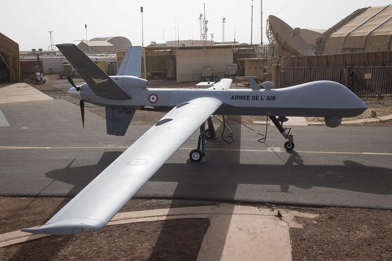Les drones Reaper, pour renseigner et agir au Sahel Drone310