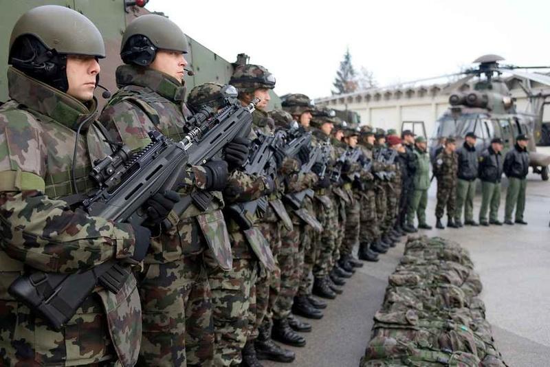 L'armée slovène échoue aux tests d'aptitude de l'Otan Eucom_10