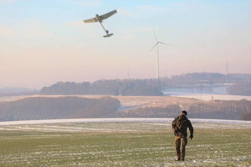 Des drones Raven pour l'armée luxembourgeoise Fbddad10