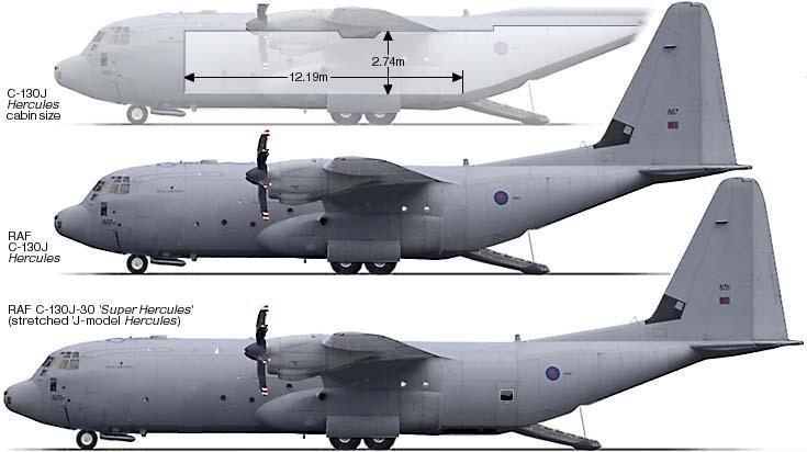 Un premier vol expérimental du C-130J vers la BSS Februa10