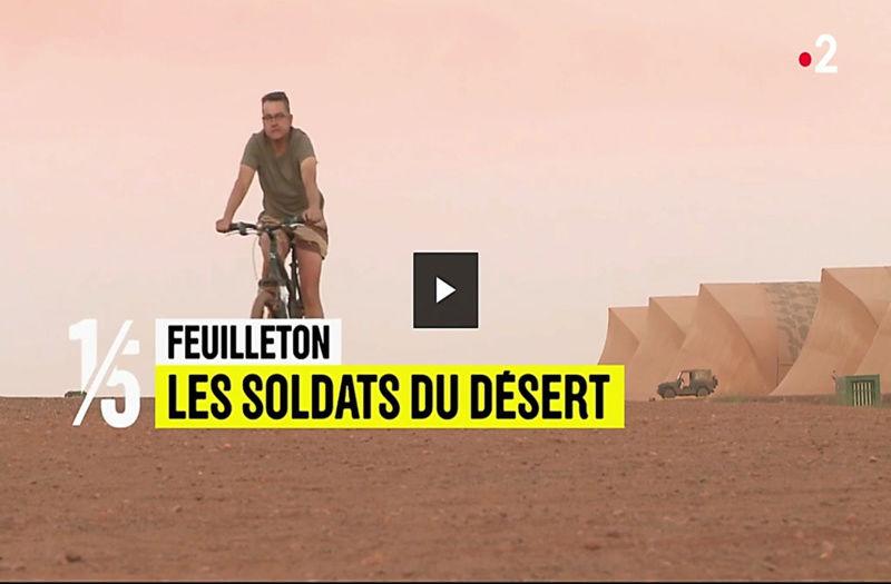 """Replays JT France2 """"Mali, les soldats du désert"""" Image143"""