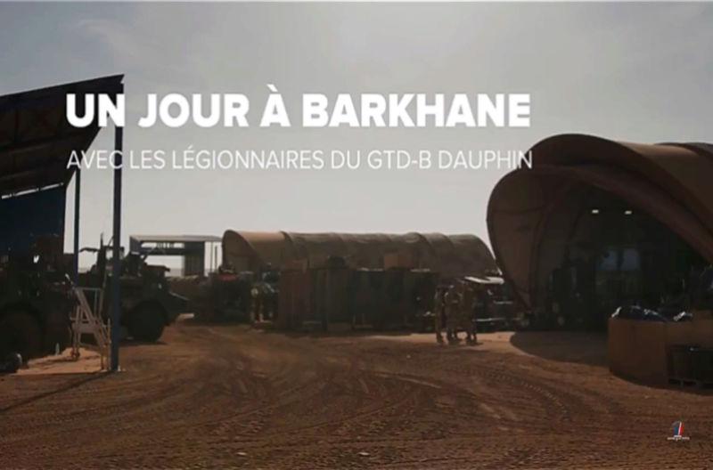 Un jour à Barkhane avec les légionnaires du GTD-B Dauphin Image222